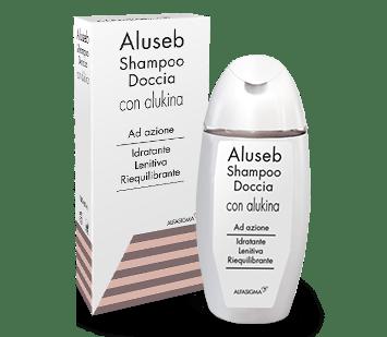 Aluseb Shampoo Doccia - Detergente dermatite seborroica