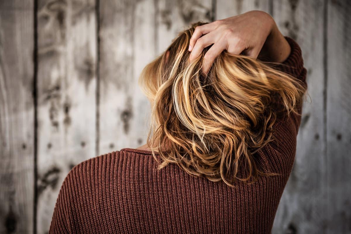 problemi al cuoio capelluto