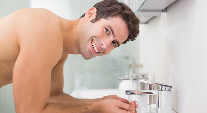 Dermatite seborroica al viso consigli per ligiene quotidiana v21