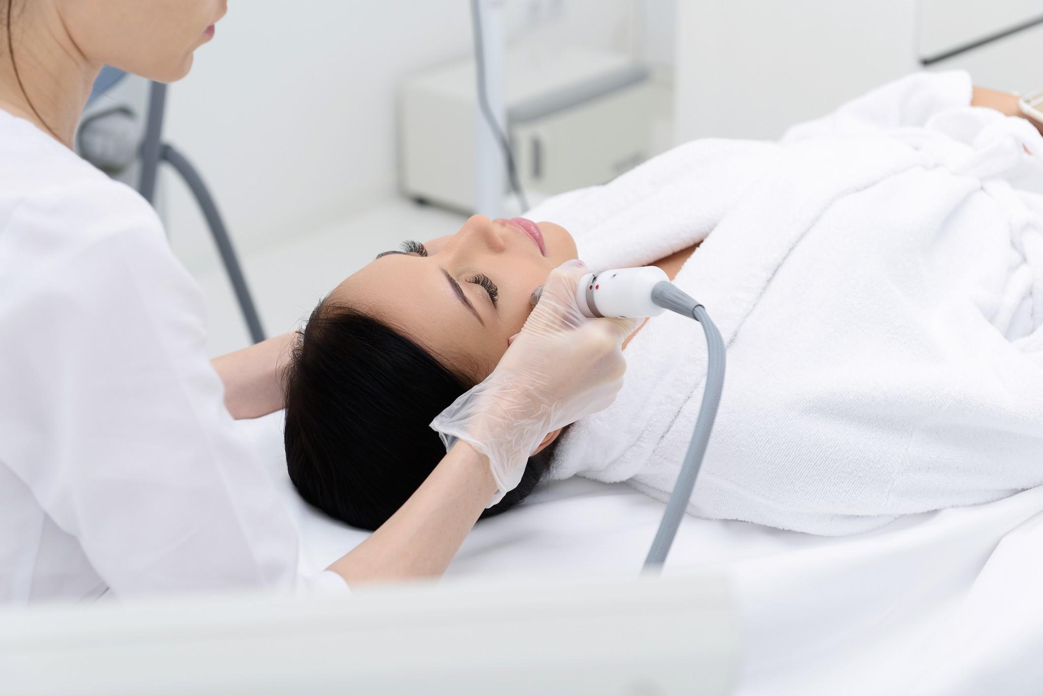 dermatite seborroica laser 1