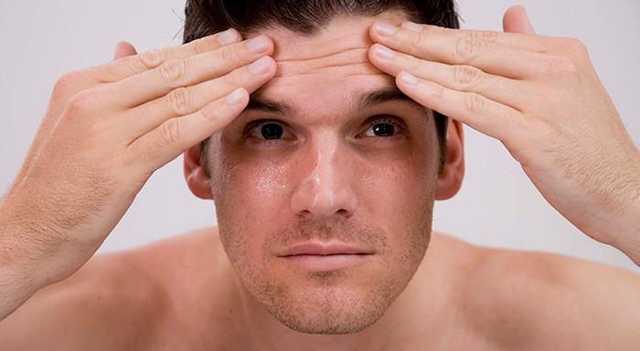 dermatite seborroica al volto
