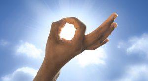 influenza del sole sulla dermatite