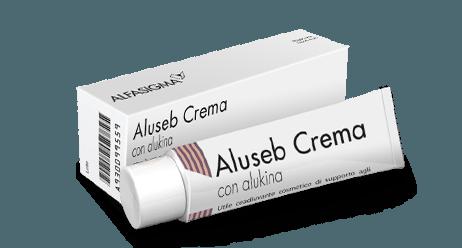 Aluseb Crema contro la dermatite seborroica
