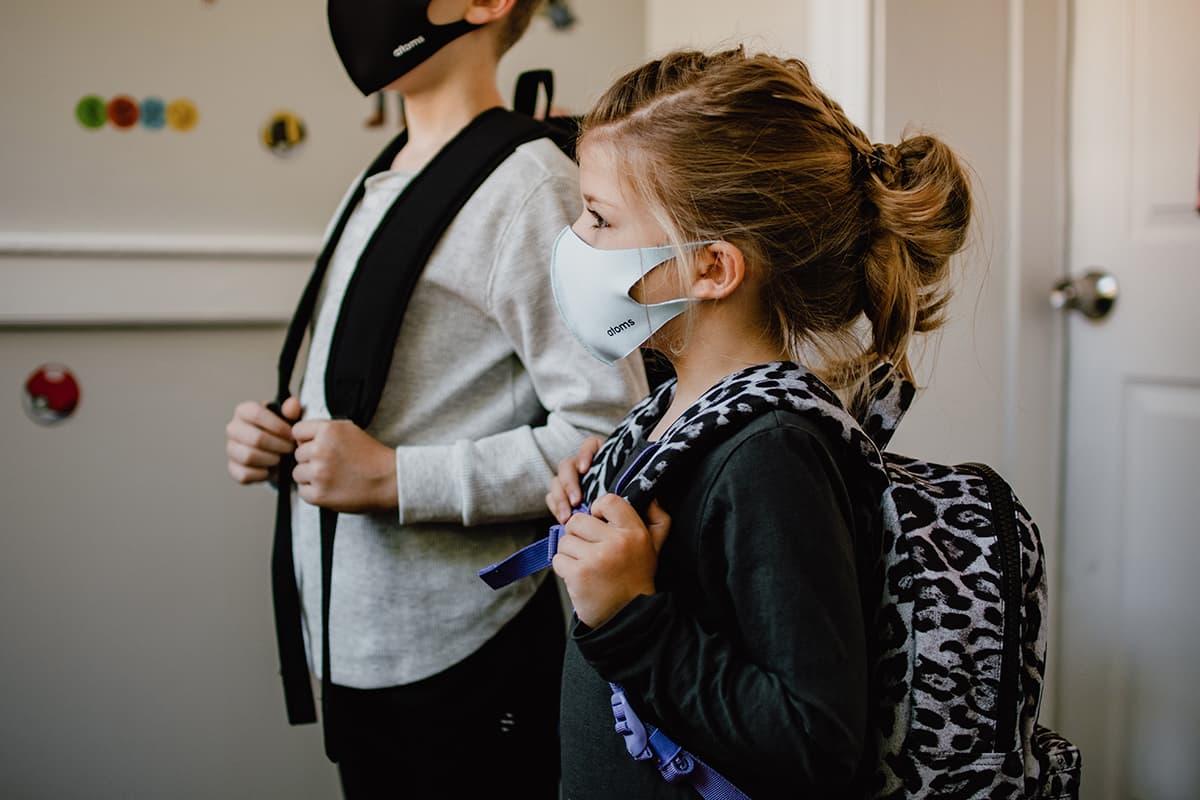 Dermatite seborroica al viso e Covid-19